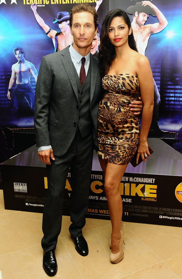 Magic Mike UK Premiere
