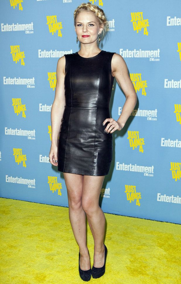 Celebrities at Comic-Con 2012: Jennifer Morrison