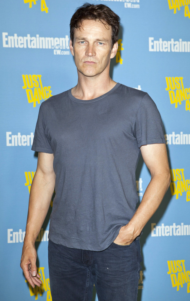 Celebrities at Comic-Con 2012: Stephen Moyer