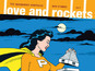 'Love and Rockets' goes digital