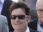 Charlie Sheen for GNR Slash Walk of Fame