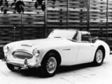 "The Austin Healey ""3000"" prestige sport car"