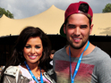 "Rayment attacks a Twitter user claiming he cheated on Jess Wright: ""You're a lying tramp."""