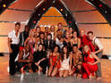 Judges save two dancers from bottom six after season nine's first public vote.