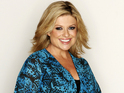 Emily Symons has no plans to leave at the moment.