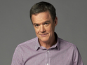 Stefan Dennis talks about romance for Paul Robinson.