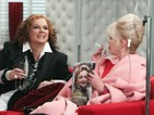 The Absolutely Fabulous story of Patsy and Eddie's boozy big-screen debut