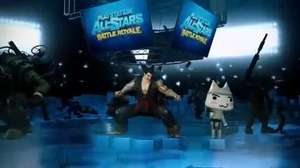 PlayStation All-Stars Battle Royale Comic-Con 2012 trailer