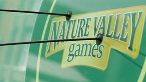 Digital Spy competes for Team Millie Mackintosh at Nature Valley Games - video