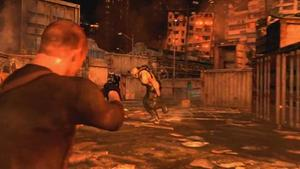 Resident Evil 6 - Jake Comic-Con panel footage