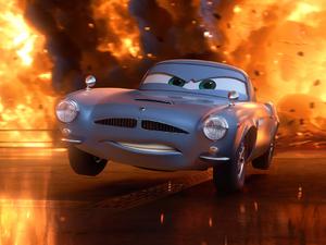 Pixar, Cars 2