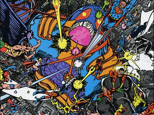 Crisis (Crisis on Infinite Earths)