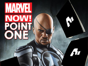 Marvel NOW! Point One Nick Fury Jr Cable teaser