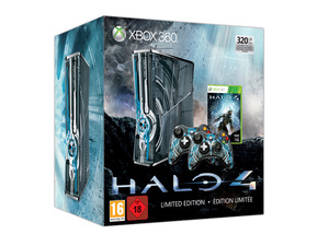 Halo 4 Xbox 360 console bundle