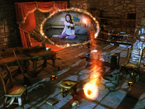 'Wonderbook: Book of Spells' screenshot