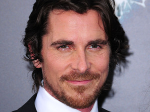 The Dark Knight Rises World Premiere: Christian Bale