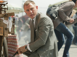 Daniel Craig in new &#39;Skyfall&#39; still
