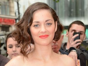 Marion Cotillard at the UK premiere of 'The Dark Knight Rises'