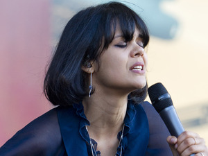 Latitude Festival 2012: Natasha Khan of Bat for Lashes
