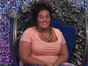 Big Brother Day 46: Becky