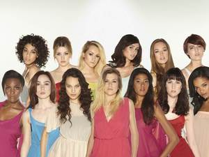 Britain and Ireland&#39;s Next Top Model - The Top 13