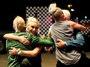 No Doubt 'Settle Down' video