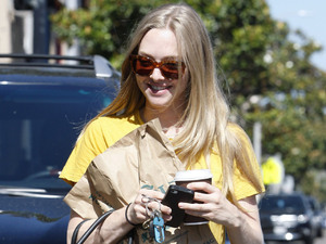 Amanda Seyfried out and about in Beverly Hills.