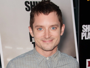 Elijah Wood attends the Los Angeles premiere of 'Shut Up and Play The Hits', hosted at the ArcLight Hotel