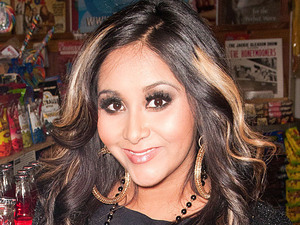 Jersey Shore's Nicole 'Snooki' Polizzi launches her limited edition 'Snooki's Wild Cherry Soda' at The Rocket Fizz Soda Pop & Candy Shop in Westwood, California