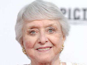 Celeste Holm pictured at the premiere of &#39;The Women&#39; in 2008