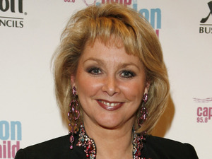 Cheryl Baker attends The Burns Night Ball in aid of Help A London Child in London.