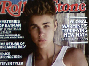 Justin Bieber's 'Hot Ready Legal' Rolling Stone cover