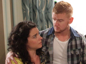 Gary is gutted when Izzy tells him that she doesn't want to try for another baby