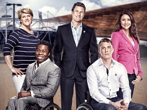 Channel 4 Paralympic Presenters