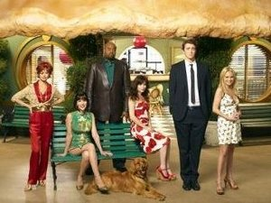 'Pushing Daisies' cast shot