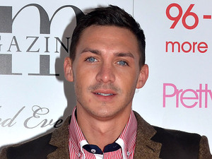Kirk Norcross arrives for Essex Fashion week 2012 at the Ceme Conference Centre in Rainham, Essex, England - 08.04.12