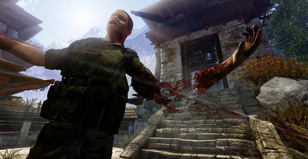 'Sniper: Ghost Warrior 2' screenshot