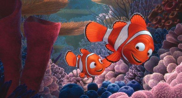 Pixar Finding Nemo