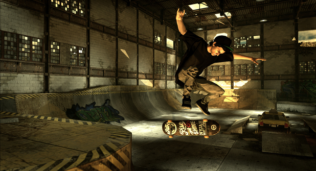 Tony Hawk Pro Skater HD Screenshot