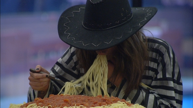 Big Brother 2012: Day 41