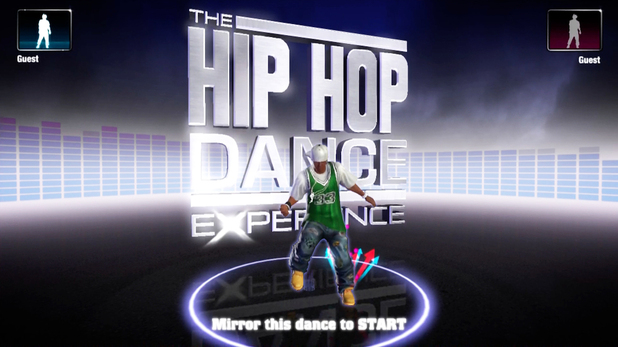 'The Hip Hop Dance Experience' screenshot