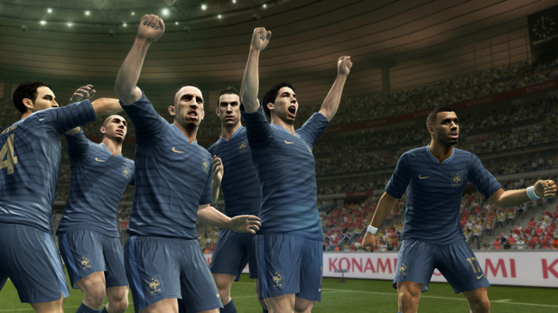 PES 2013 demo images