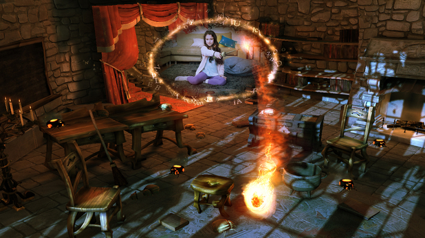 Wonderbook: Book of Spells screenshots