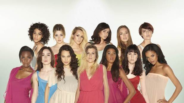 Britain and Ireland's Next Top Model - The Top 13