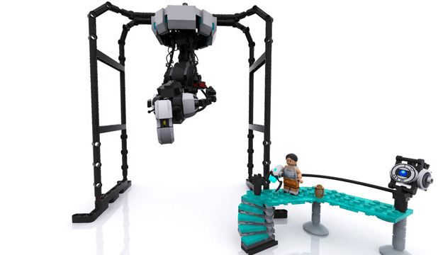 Lego Portal gallery