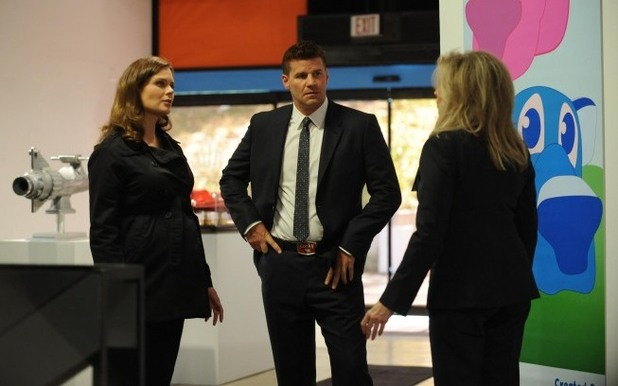 Bones: Booth (David Boreanaz)
