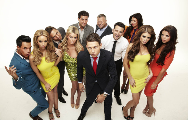 The Only Way Is Essex Season 6 cast