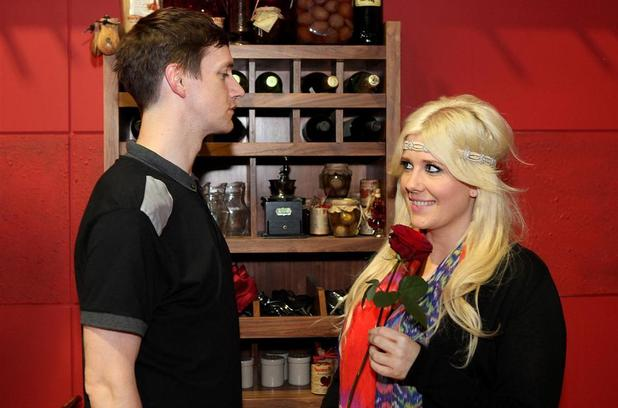 Neil impresses Sash on their date.