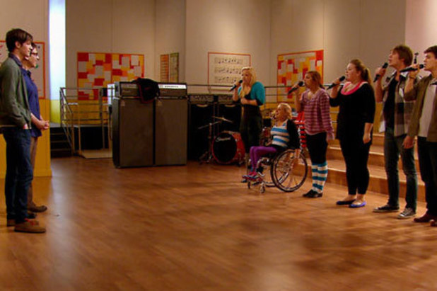 The Glee Project S02E07: 'Theatricality'