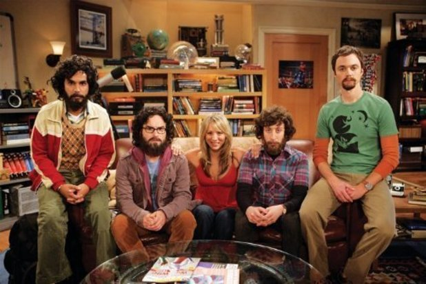 The cast of &#39;The Big Bang Theory&#39;